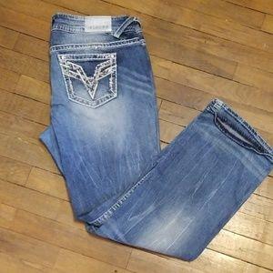 Vigoss Chelsey slim boot jeans